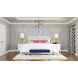 INK+IVY Geometric Symmetry Bedroom