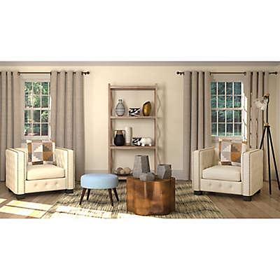 Global Elegance Living Room