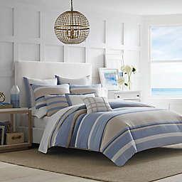 Nautica Abbot Reversible Comforter Set in Blue