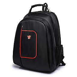 Dukap® Lapt-Pack 17.7-Inch Laptop Backpack in Black