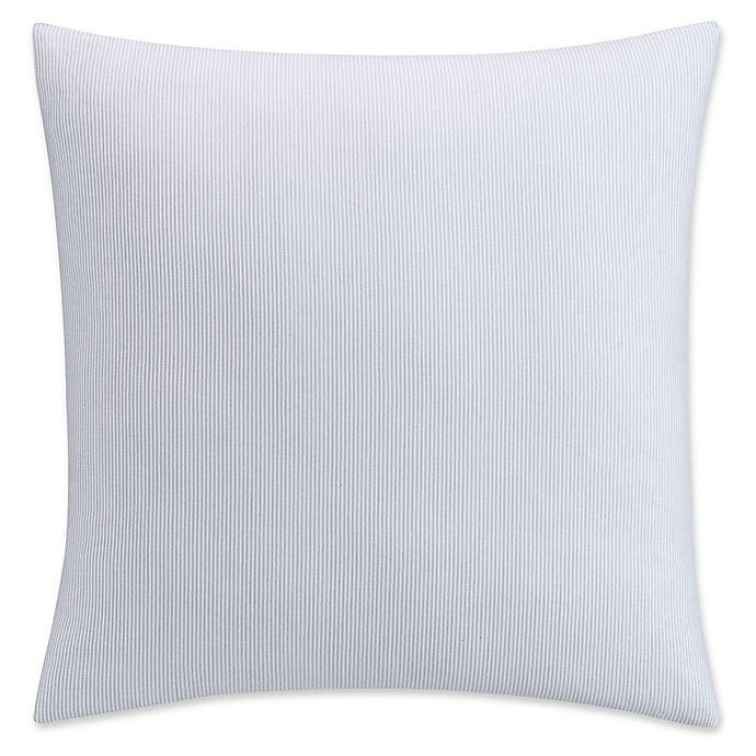 Alternate image 1 for KAS Clifton European Pillow Sham in Grey
