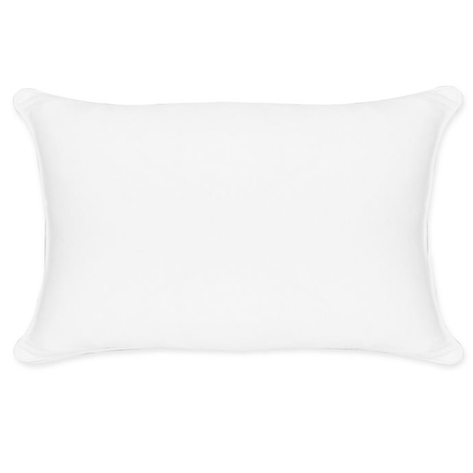 Alternate image 1 for Heritage Solid Standard Pillow Sham in White