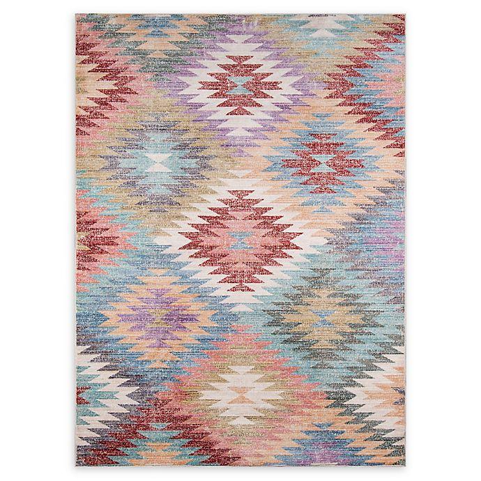 Alternate image 1 for Momeni Rustic Romance 8' x 10'2 Multicolor Area Rug