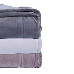 Berkshire Blanket® Grace Faux Fur Throw Blanket