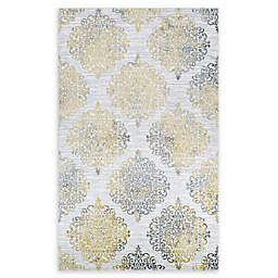 Couristan® Montebello 3'3 x 5'3 Area Rug in Gold