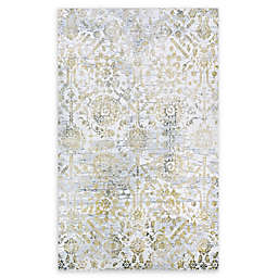Couristan® Marlowe 6'6 x 9'6 Area Rug in Gold