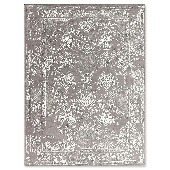 Alternate image 1 for Amer Rugs Artist Modern Iron Hand-Tufted 7'6 x 9'6 Rug in Grey