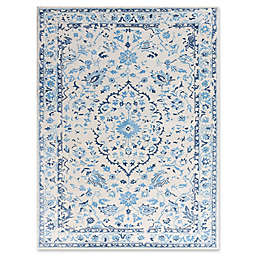 Amer Rugs Artist Modern Hand-Tufted Rug in White