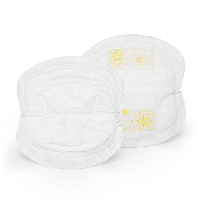 Alternate image 1 for Medela® Super Absorbent Disposable Nursing Pads 60-Count