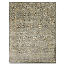Rugs America Traditional Hand-Knotted Rug in Grey