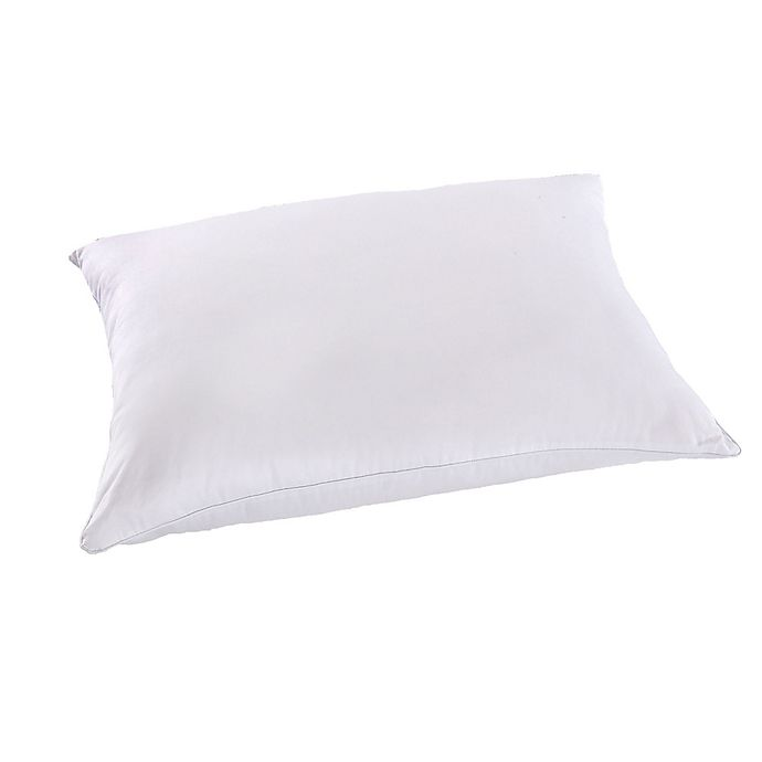 Alternate image 1 for Cotton Dream Feather Core Pillow in White