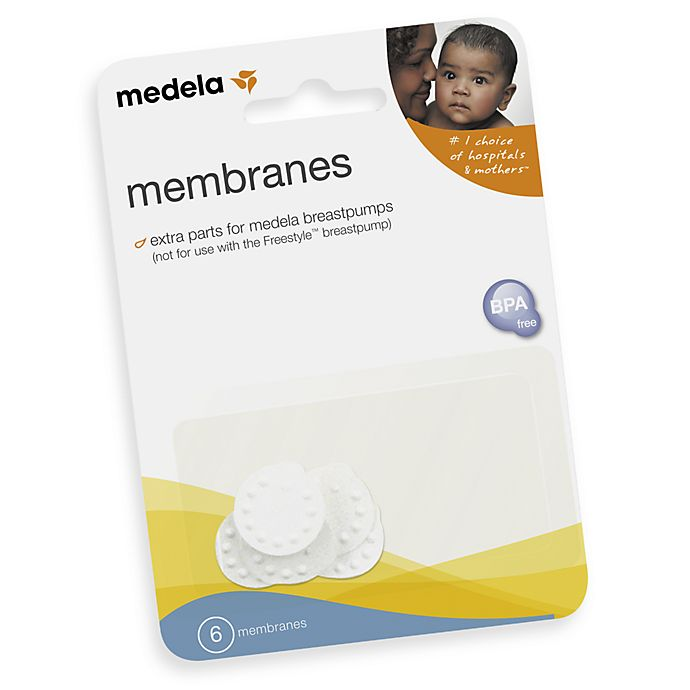 Alternate image 1 for Medela® Membranes