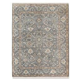 Amer Rugs Artisan Traditional Hand-Knotted Rug in Grey