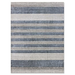 Amer Rugs Blend Hand-Woven Rug in Grey
