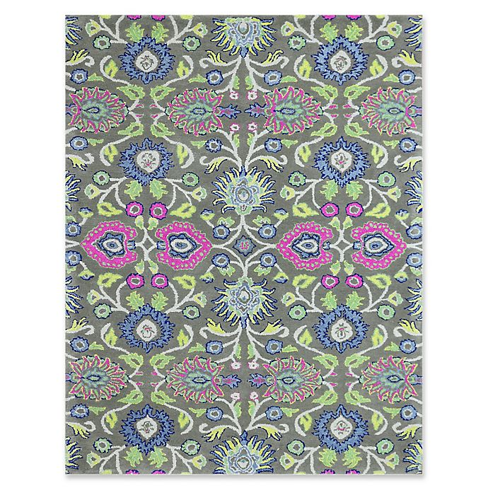 Alternate image 1 for Amer Rugs Bloom 8' x 11' Hand-Tufted Area Rug in Green