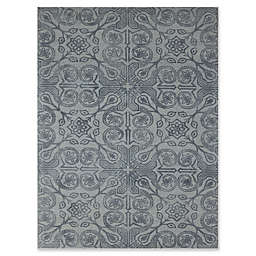 Amer Rugs Bansi Modern Hand-Tufted Rug in Grey