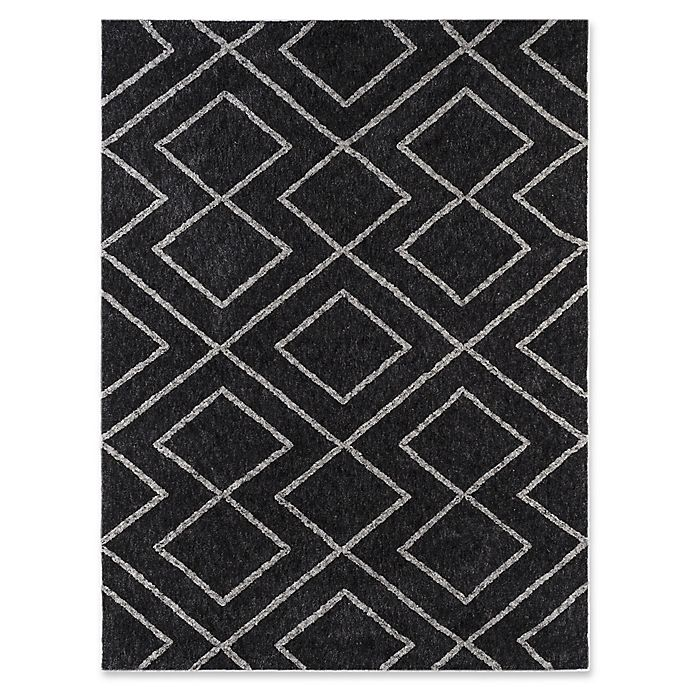 Alternate image 1 for Amer Rugs Bryant 8' x 11' Shag Area Rug in Grey