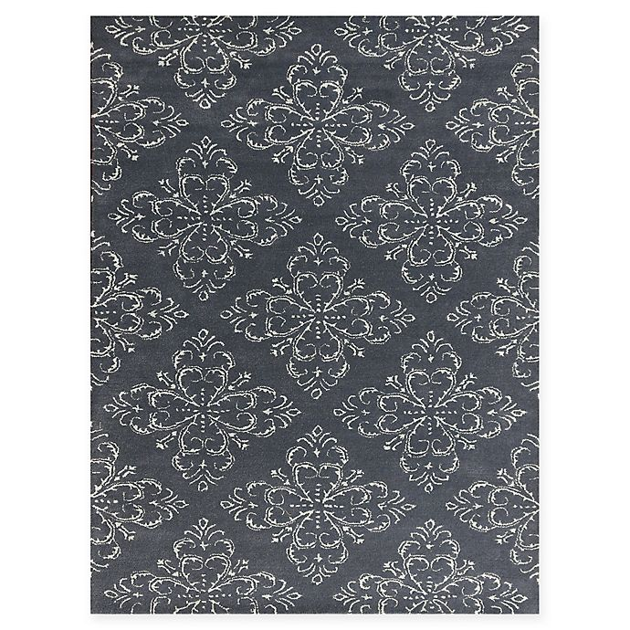 Alternate image 1 for Amer Serendipity Transitional 8' x 11' Area Rug in Grey