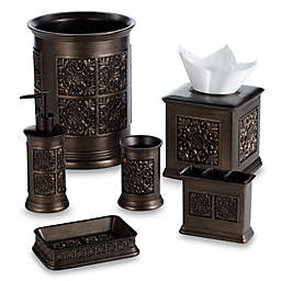 India Ink Imperial Bath Ensemble in Tuscan Gold