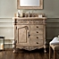 Part of the James Martin Furniture Monte Carlo Vanity Collection in Empire Linen