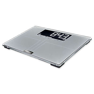 Soehnle Shape Sense Profi 300 Digital Bathroom Scale in Silver