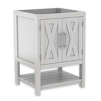 Bell'O® Conington 24-Inch Freestanding Bathroom Vanity in White
