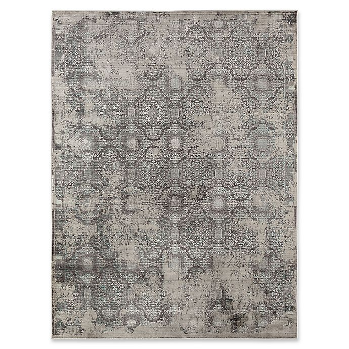 Alternate image 1 for Amer Cambridge 3'11 x 5'7 Area Rug in Charcoal