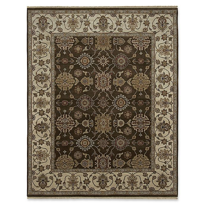 Alternate image 1 for Amer Rugs Luxor 8' x 10' Area Rug in Chocolate