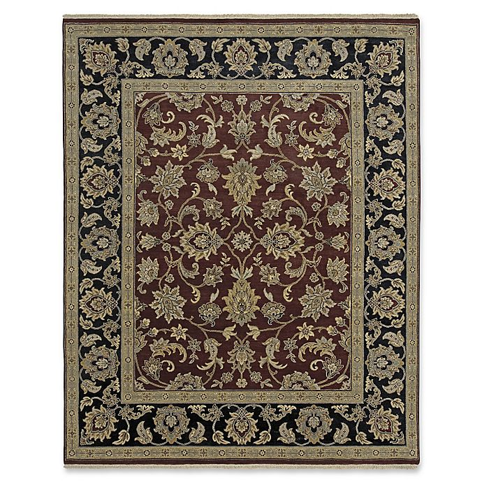 Alternate image 1 for Amer Rugs Luxor 8' x 10' Area Rug in Red