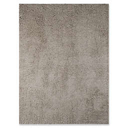 Amer Illustrations 3'6 x 5'6 Shag Area Rug in Champagne