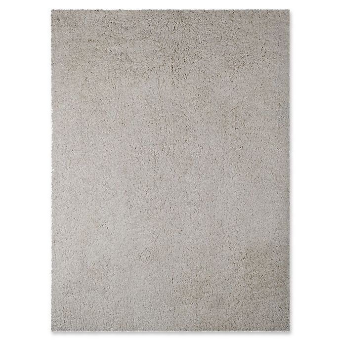 Alternate image 1 for Amer Rugs Illustrations Shag 3'6 x 5'6 Area Rug in White