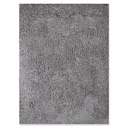 Amer Rugs Illustrations Shag 8' x 11' Area Rug in Grey
