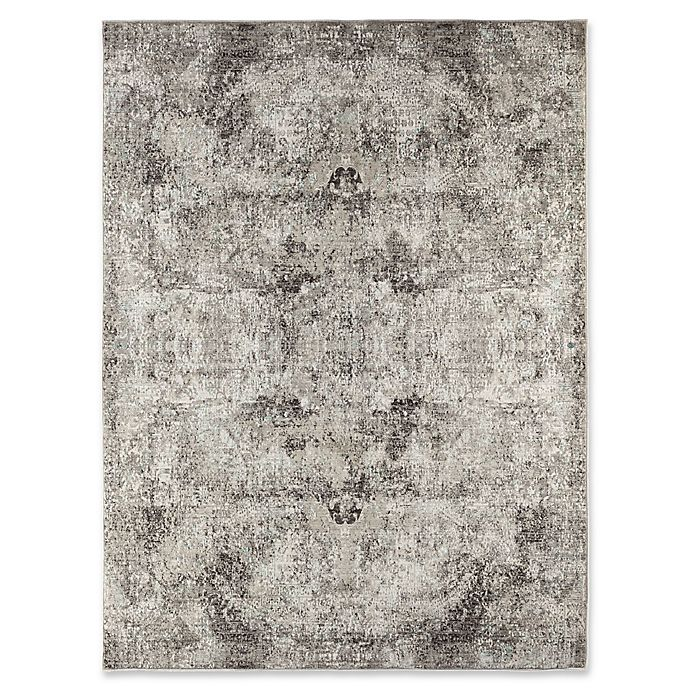 Alternate image 1 for Amer Cambridge 5'3 x 7'6 Area Rug in Grey