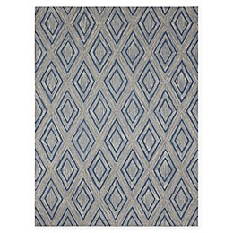 Amer Rugs Dwell Diamond Rug in Grey