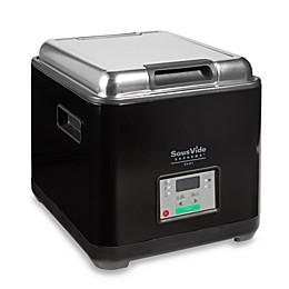 SousVide Supreme®; Demi Temperature Controlled Water Oven in Black