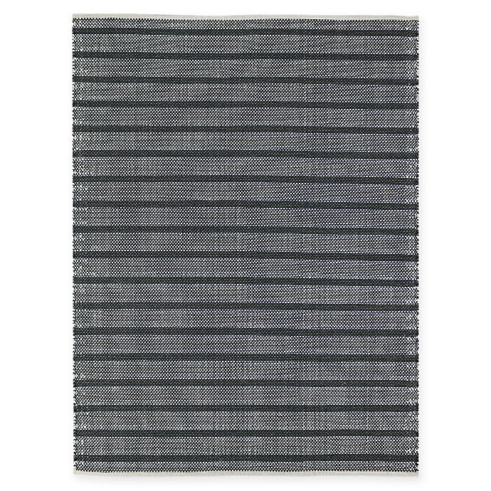 Alternate image 1 for Amer Rugs Paramount Striped 5' x 7'6 Rug in Taupe
