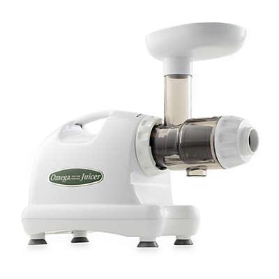 Omega®  J8004 Nutrition Center Juicer in White