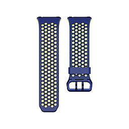 Fitbit® Sport Band in Blue/Yellow