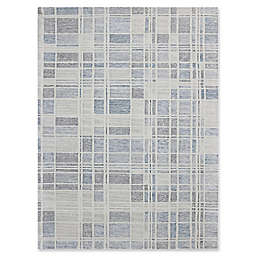 Amer Rugs Vector 5' x 8' Area Rug in Pewter