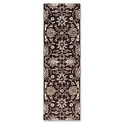 Surya Caesar 2'6 x 8' Hand Tufted Runner in Brown/Taupe