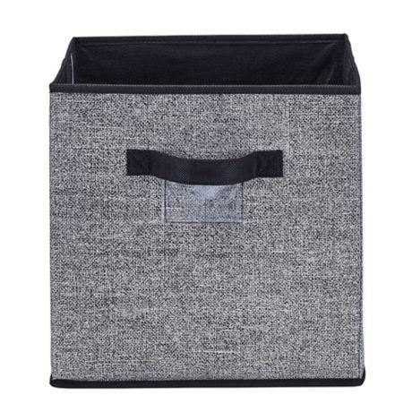 12 inch collapsible storage cubes bed bath beyond. Black Bedroom Furniture Sets. Home Design Ideas