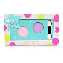 Klee Naturals 2-Piece Natural Mineral Eyeshadow Kit in Purple/Pink
