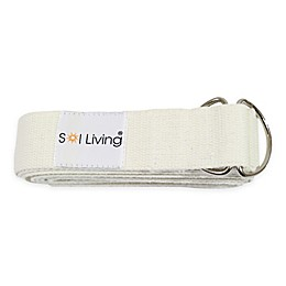Sol Living® Organic Cotton Yoga Strap