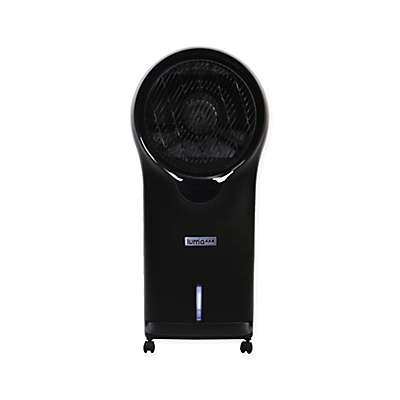 Luma Comfort EC111B Portable Evaporative Cooler in Black