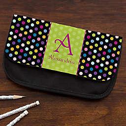 Polka Dots Pencil Case