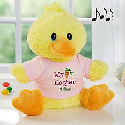 Aurora World My First Easter Quacking Plush Duck