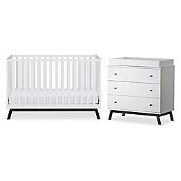 Rowan Valley Lark Urban Nursery Furniture Collection in White