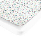 carter's® Woodland Fitted Crib Sheets (Set of 2)