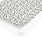 carter's® Safari Fitted Crib Sheets (Set of 2)