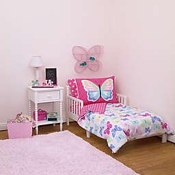 carter's® 4-Piece Butterflies Toddler Bedding Set
